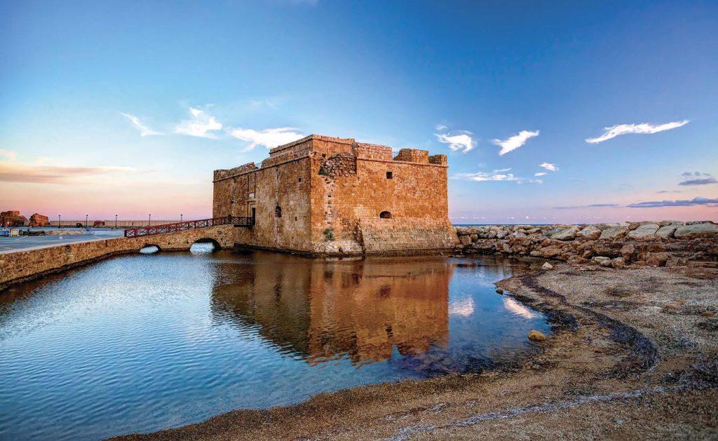 Pafos, majestuosidad mediterránea