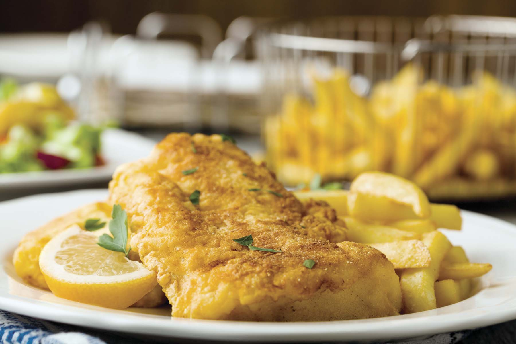 Archivos de comida: fish and chips