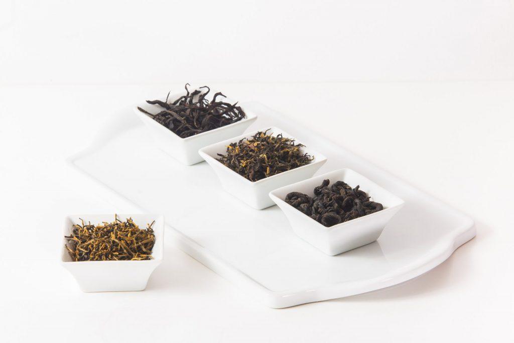 Eligiendo las hebras de té