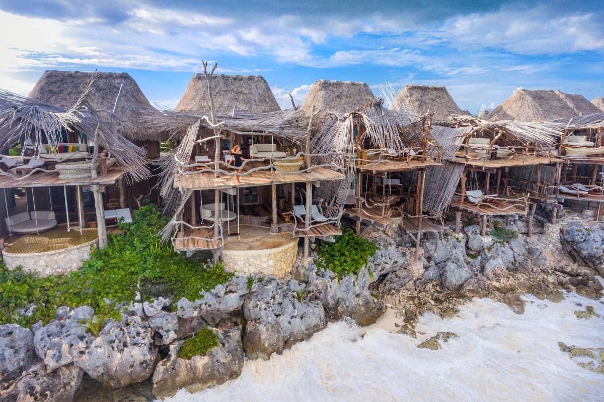Hoteles eco friendly en Quintana Roo