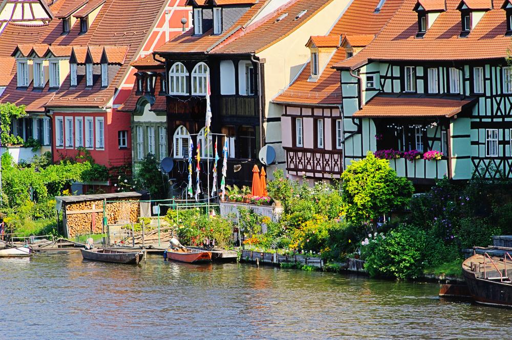 Bamberg en seis paradas