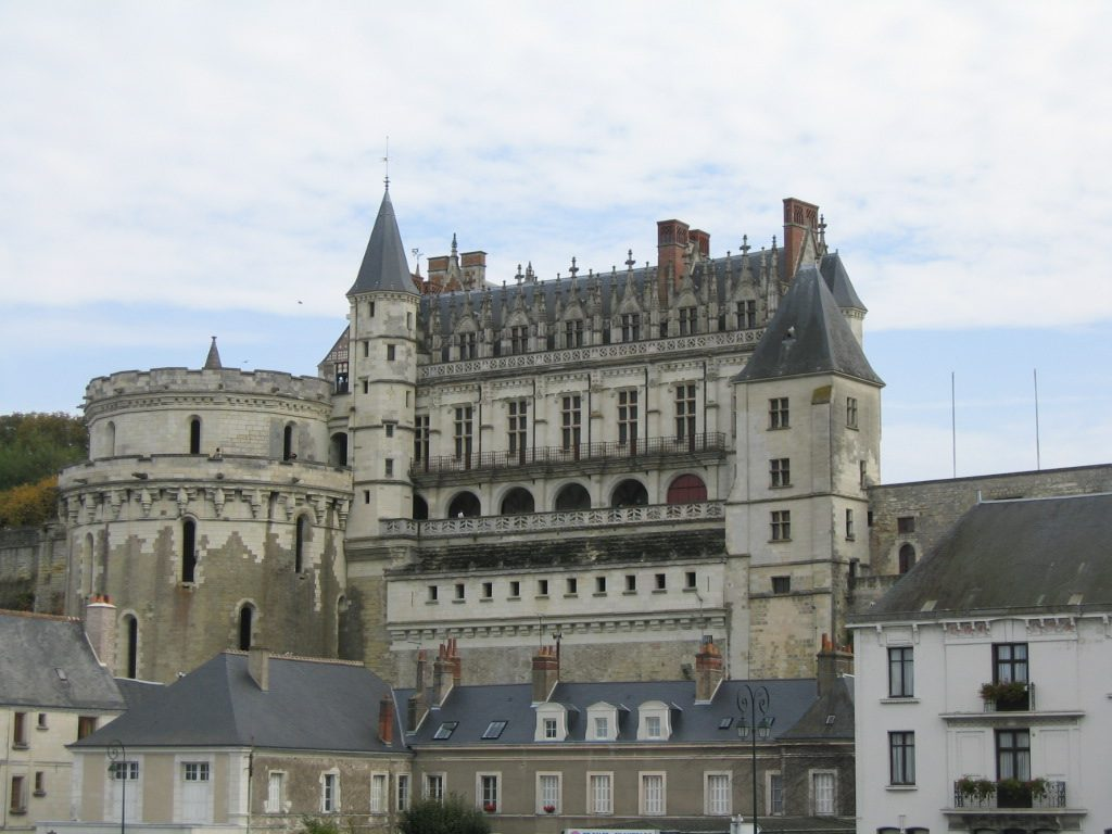 Los castillos del Valle de Loira