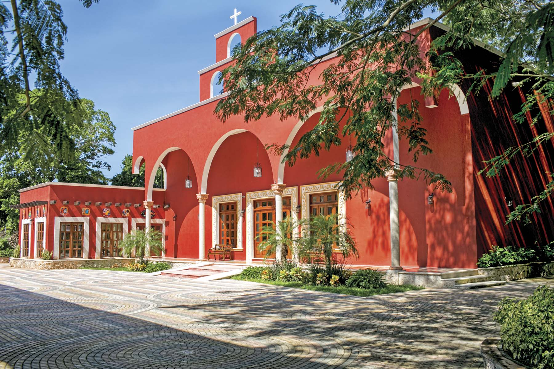 Hacienda Santa Cruz, elegancia campestre