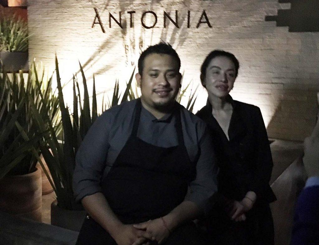 Antonia Bistro cocina mediterránea en el corazón de SMA