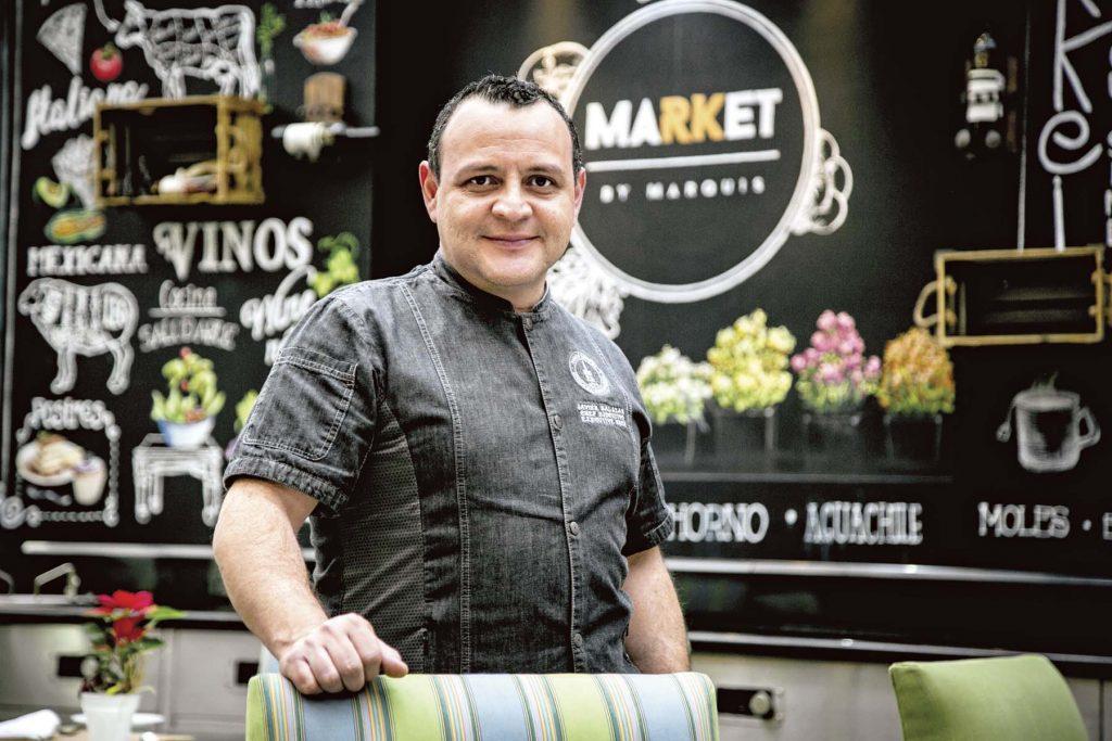 Market Gourmet Café, de aquí y de allá