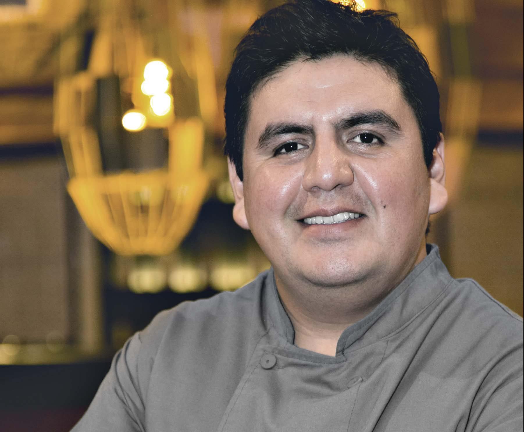 Diarios de cocina con el chef Christian Bravo