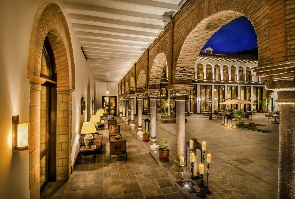 Hoteles para descansar y conocer Perú