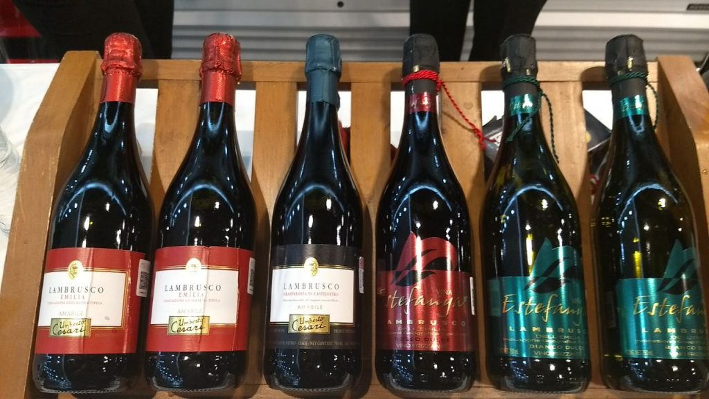 5ª Muestra del vino italiano en La Europea