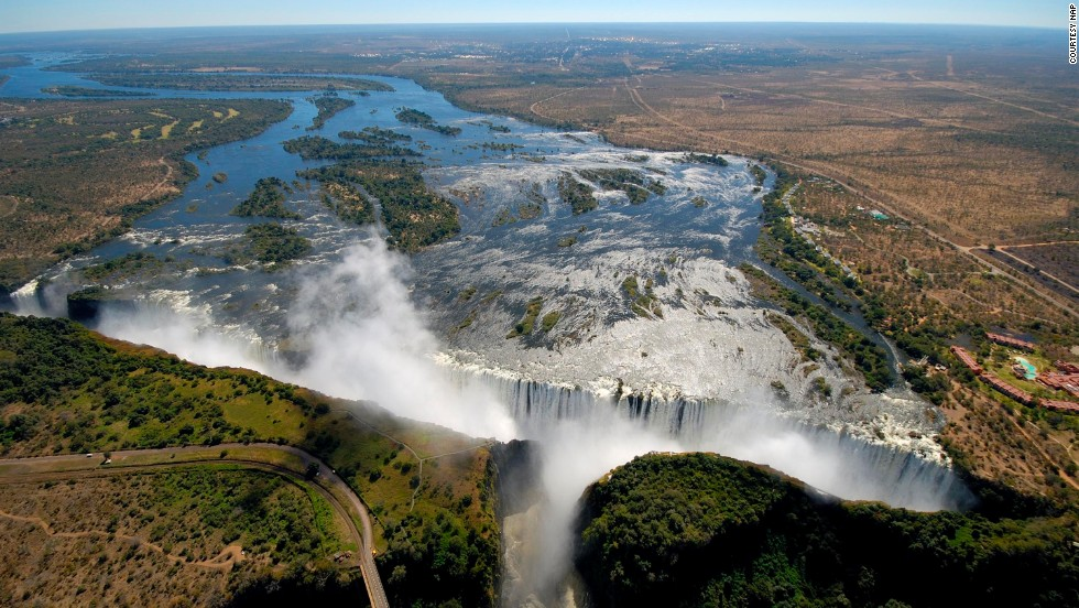 Lugares imperdibles de África