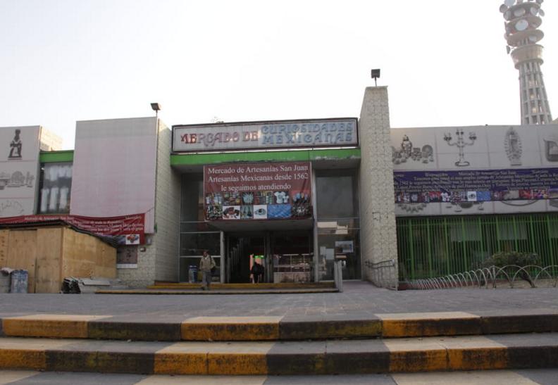 Mercados De Artesanías En La Ciudad De México