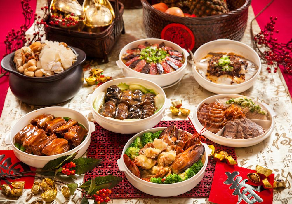 Platillos para celebrar el Año Nuevo Chino