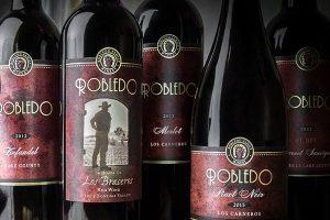 Vinos Robledo: manos mexicanas en Napa Valley