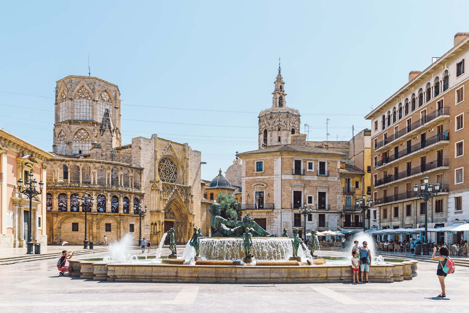 Valencia, belleza portuaria