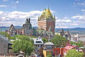 Quebec en seis paradas