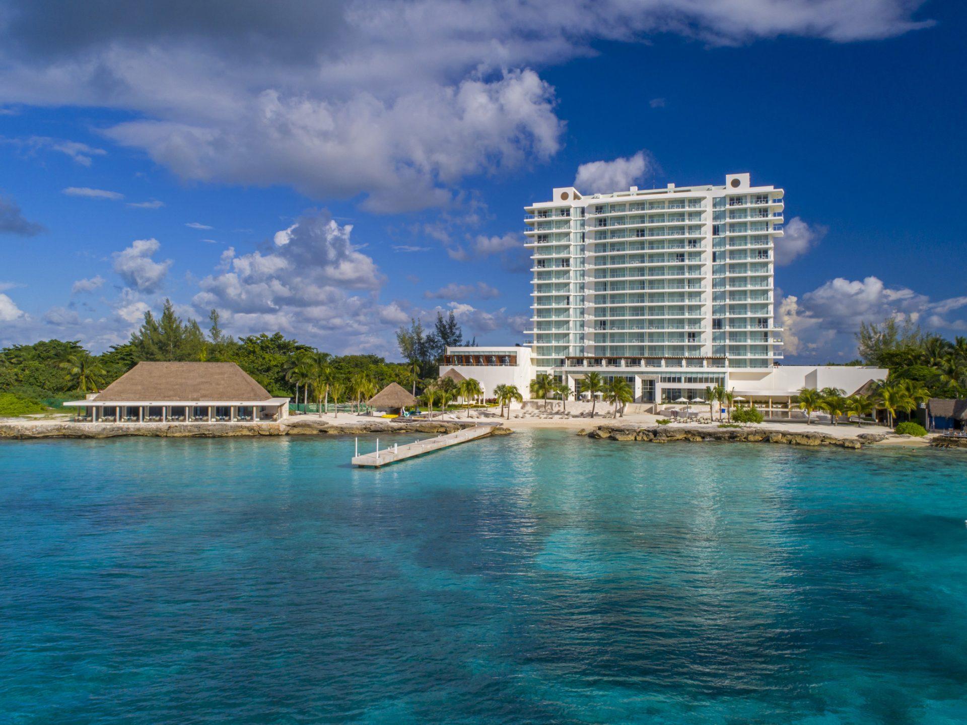 The Westin Cozumel, lujo y relax en el Caribe