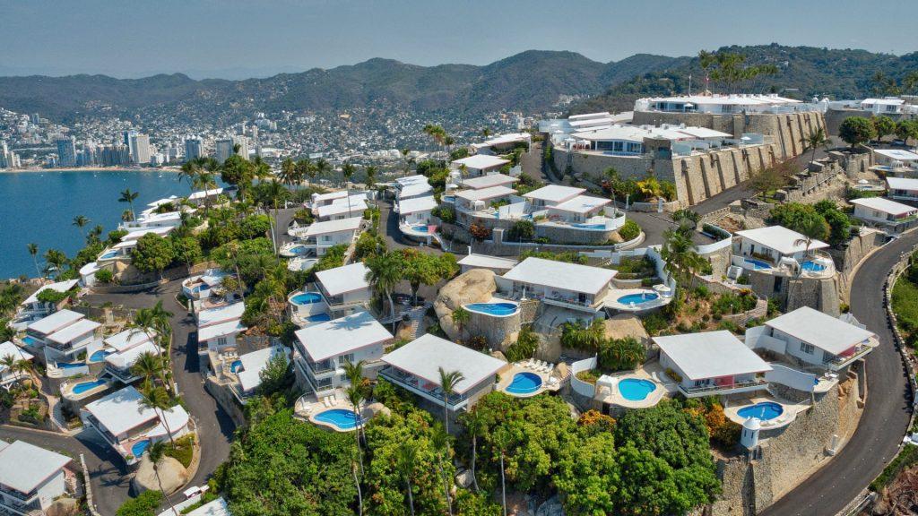 Las Brisas Acapulco, un refugio de ensueño