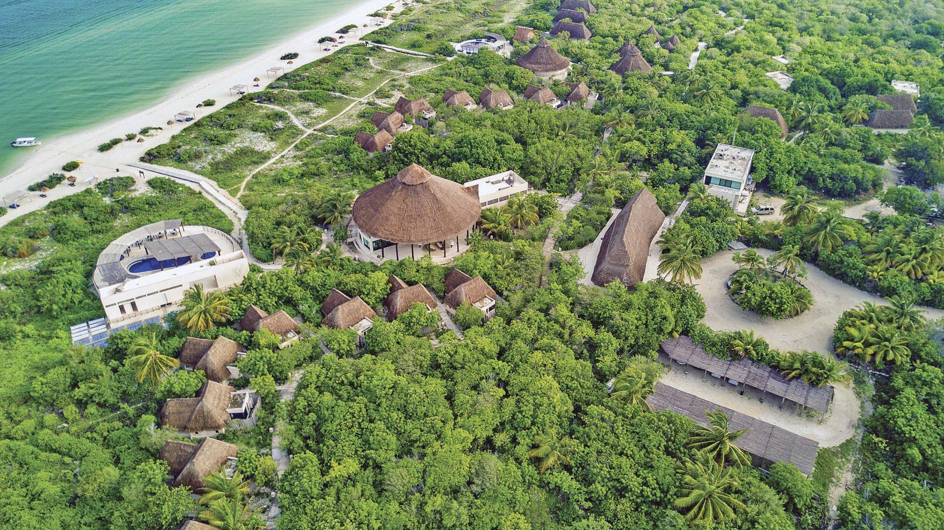 Xixim Unique Mayan Hotel, santuario de selva y mar