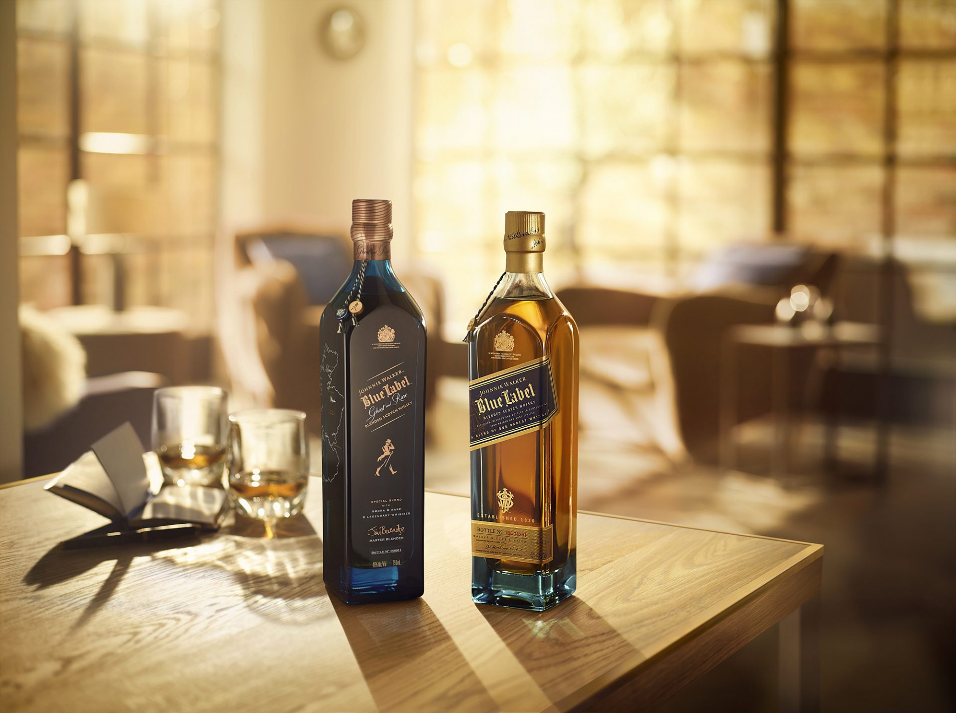 Johnnie Walker Blue Label: el whisky fantasma