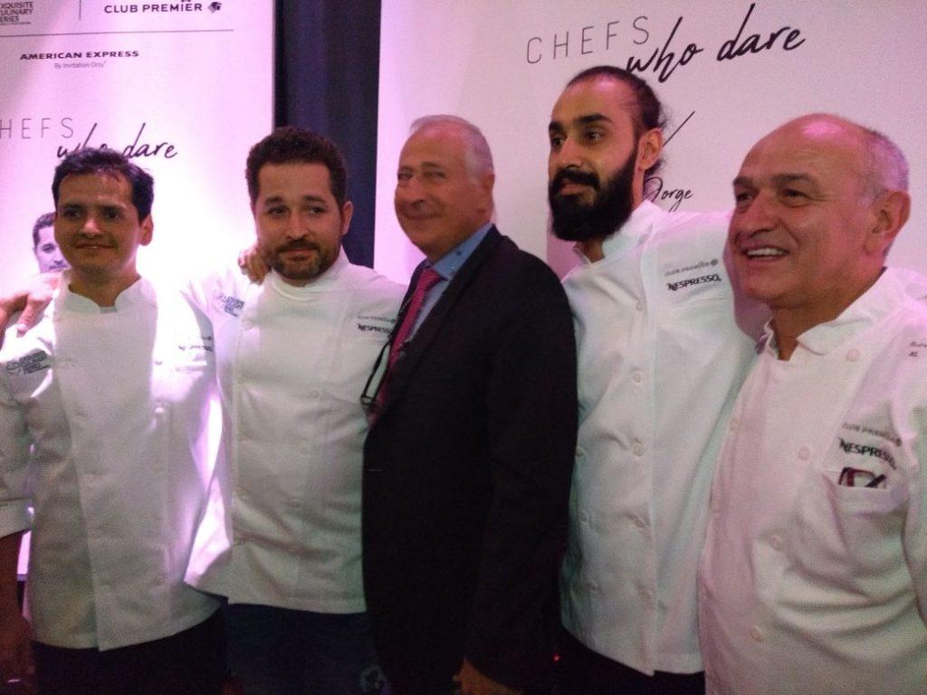 Jorge Vallejo y James Kent: ¿qué cocinan dos de los mejores chefs del mundo?