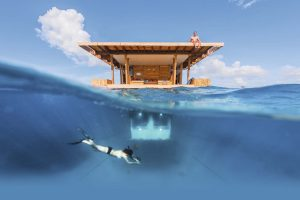 Hoteles flotantes: confort sobre las olas