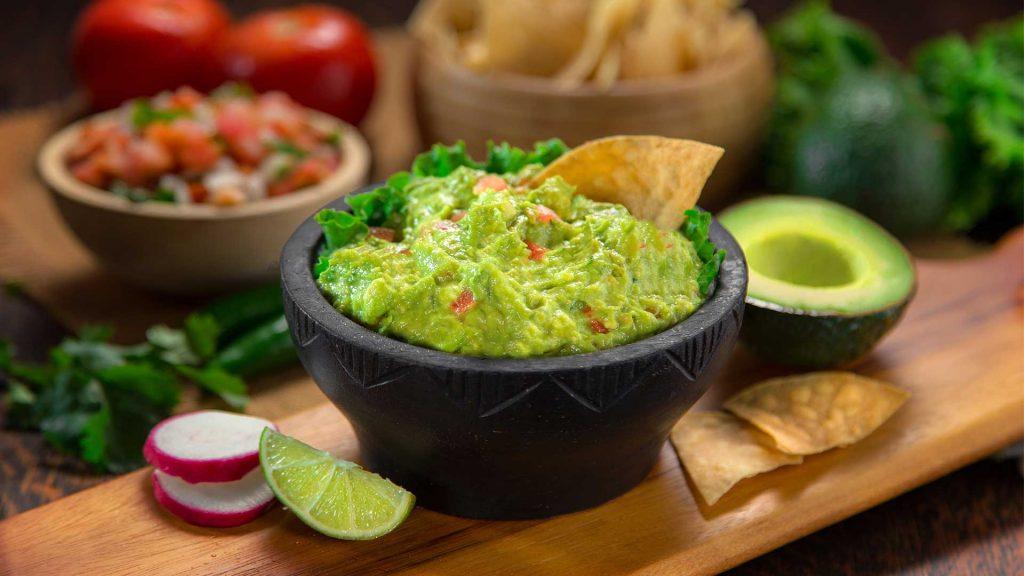 Guacamole, una preparación mexicana de fama mundial