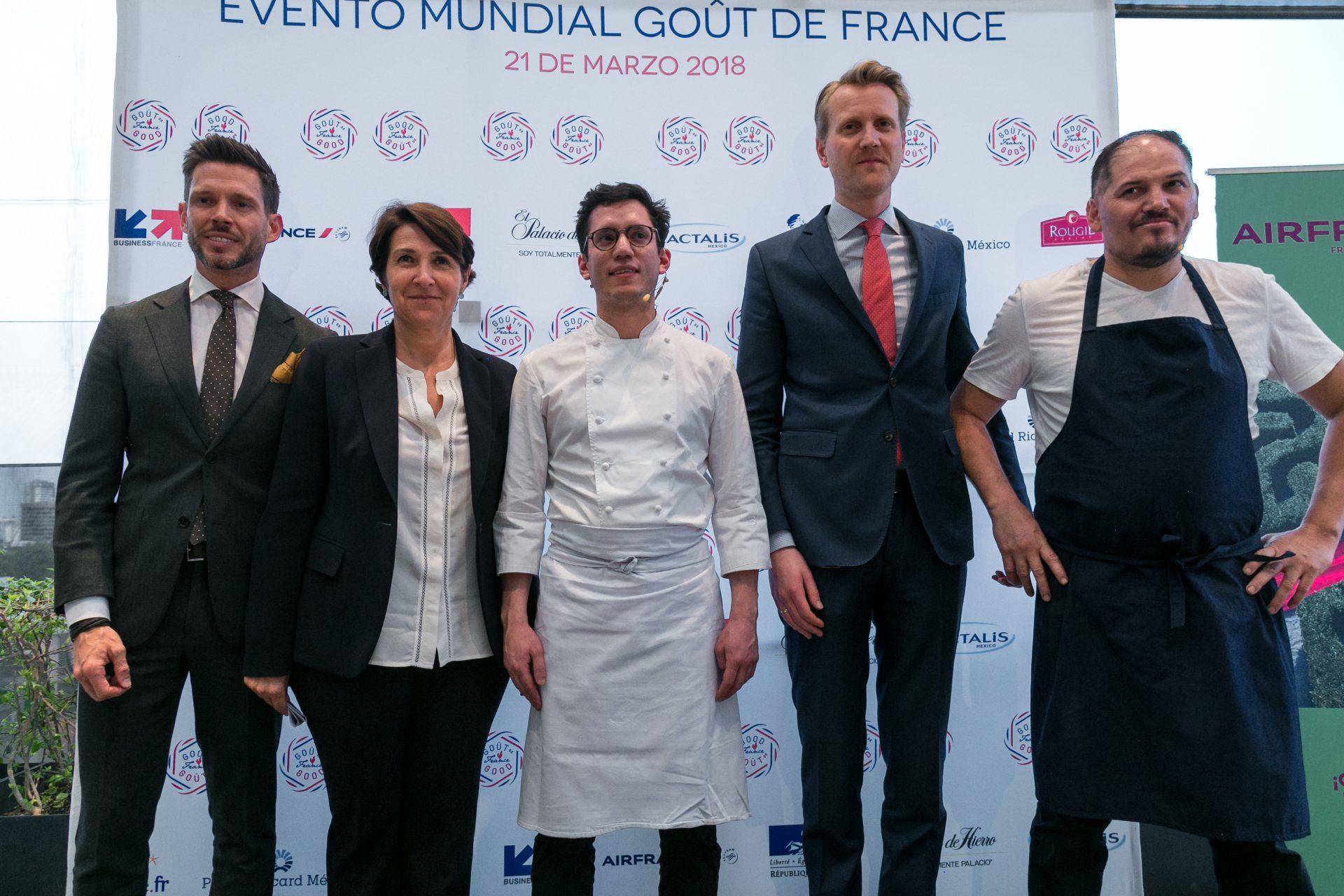 Celebra la cena francesa más grande del mundo con Goût de France