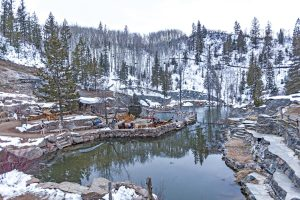 Steamboat: al calor del viejo Oeste