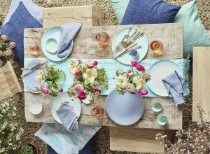 Platillos frescos para un día de pícnic