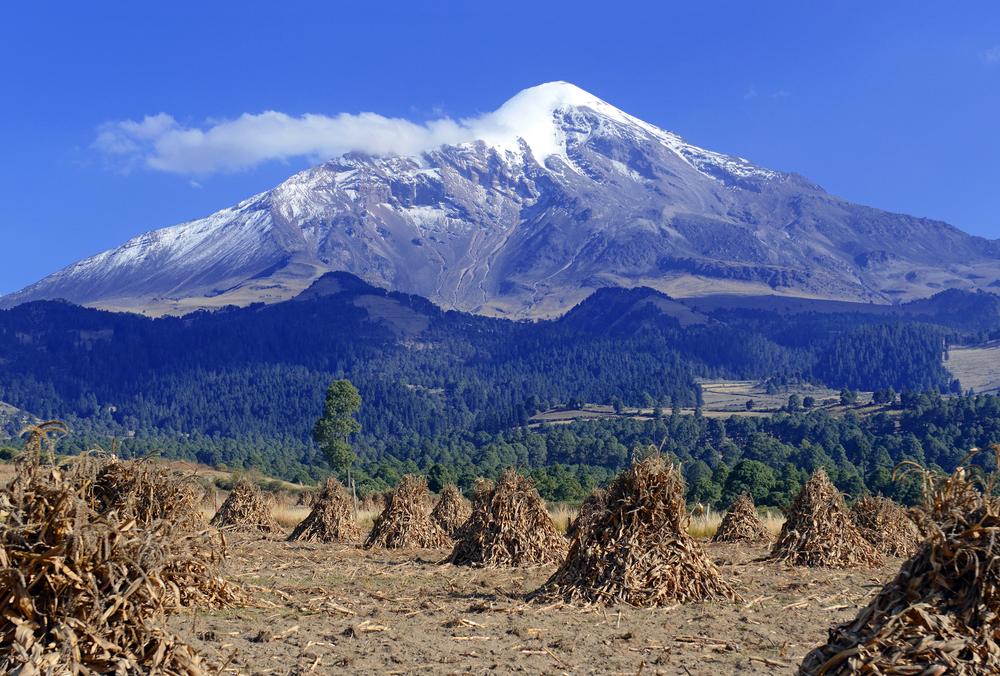 Sitio arqueológico es encontrado en el Pico de Orizaba