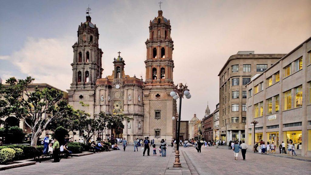 San Luis Potosí es Patrimonio de la Humanidad