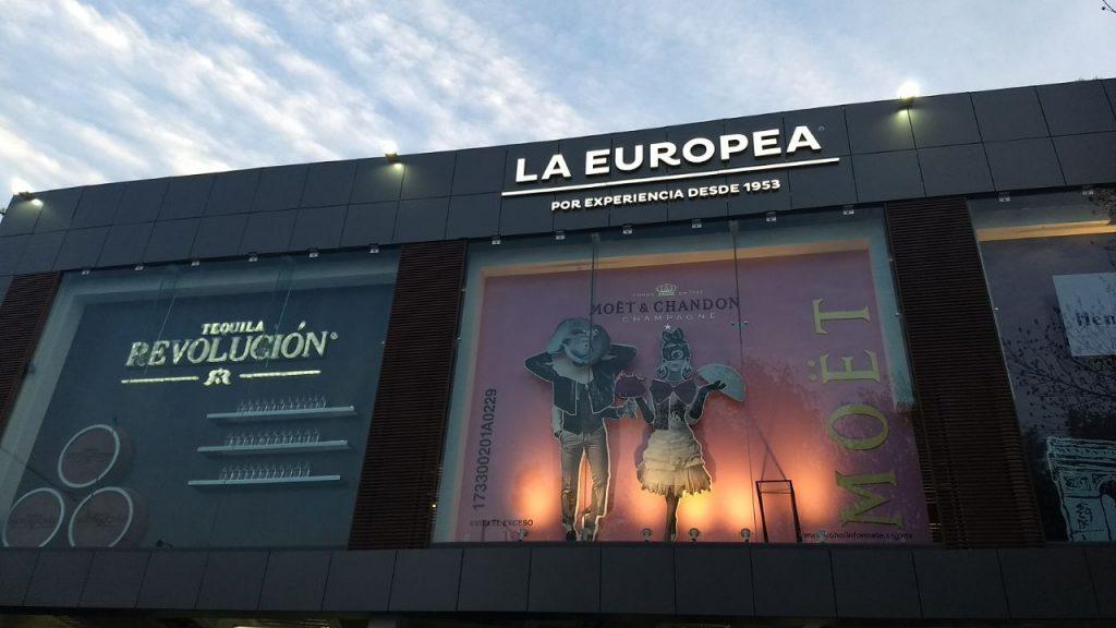 La Europea abre en Prado Norte