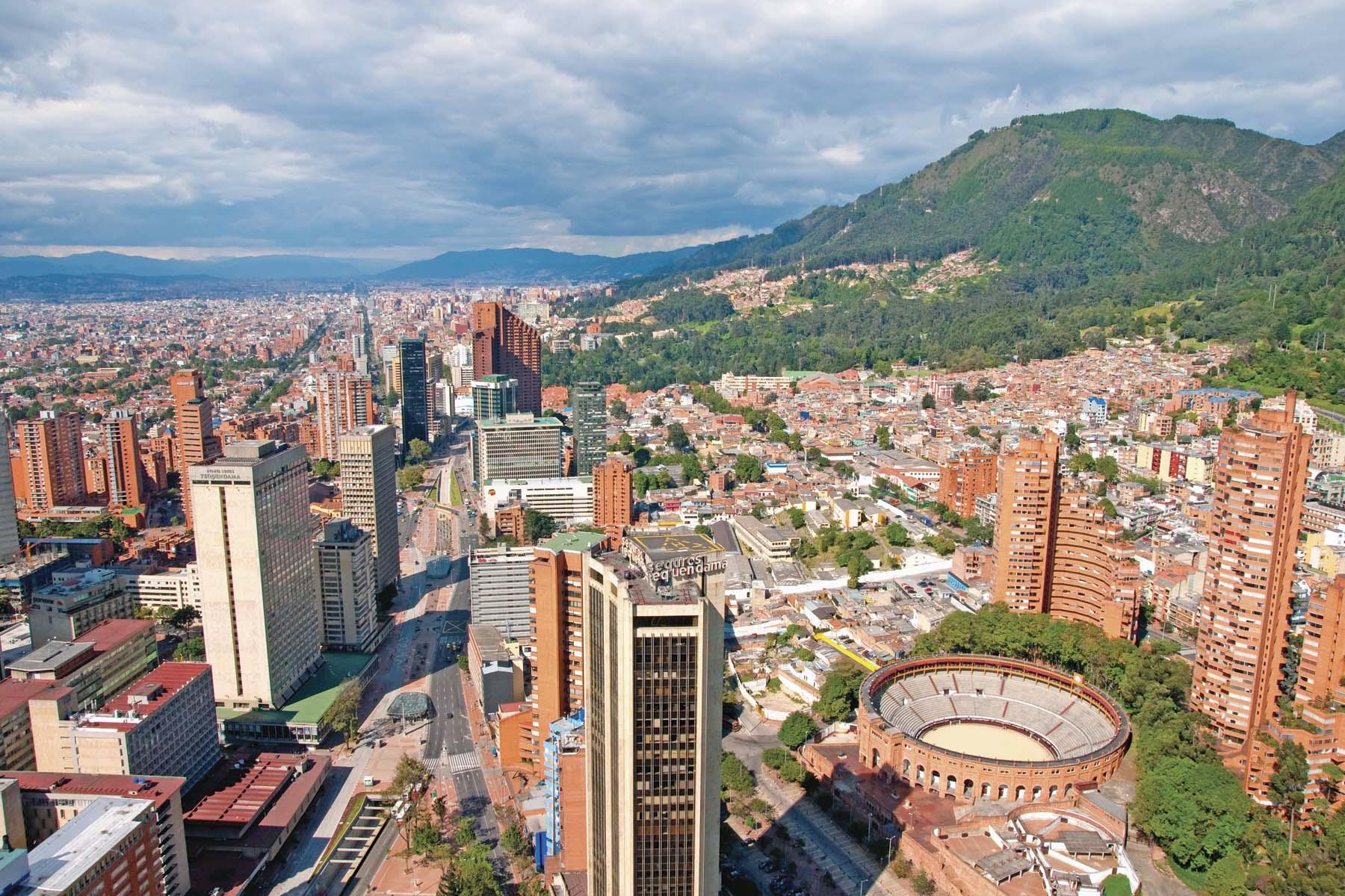 Bogotá, de grandeza gastronómica