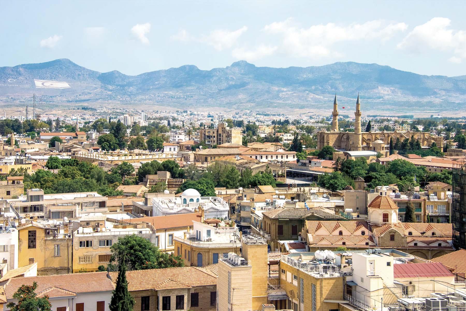 Nicosia, fusión de sabores