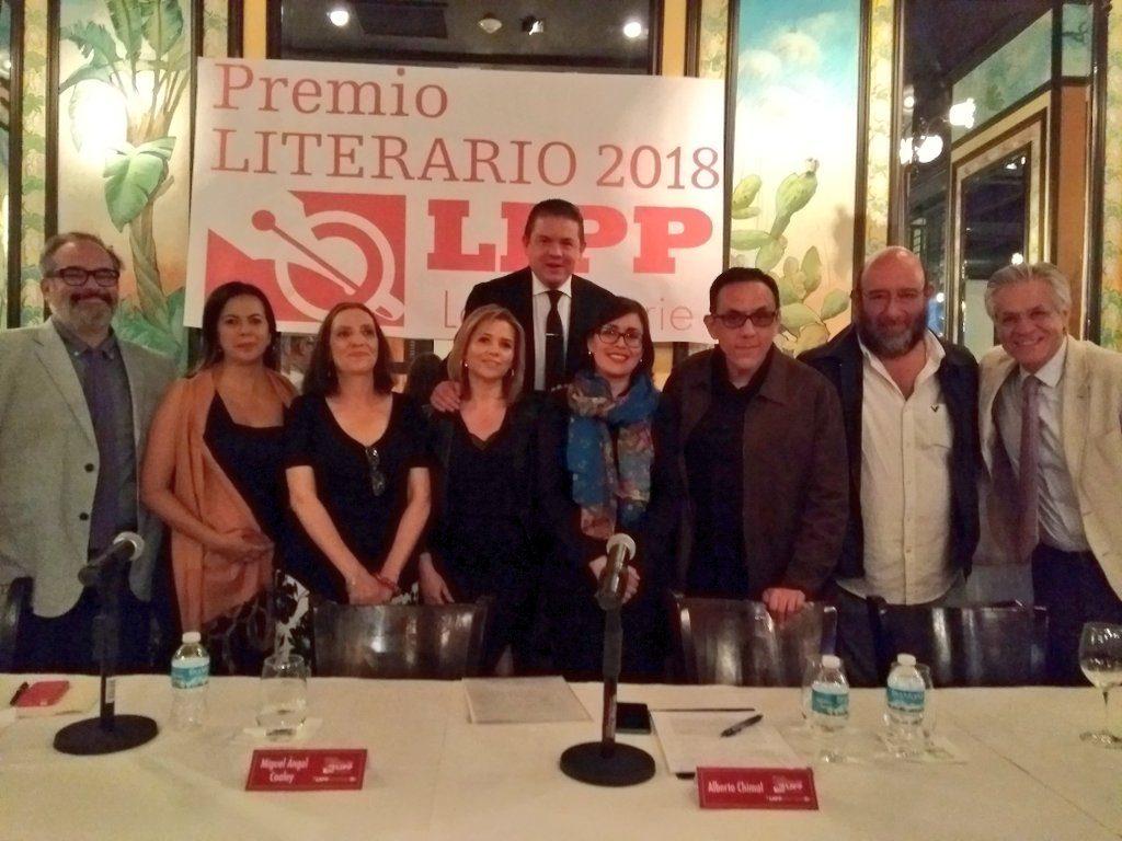 Arrancó el Premio Literario 2018 Lipp La Brasserie