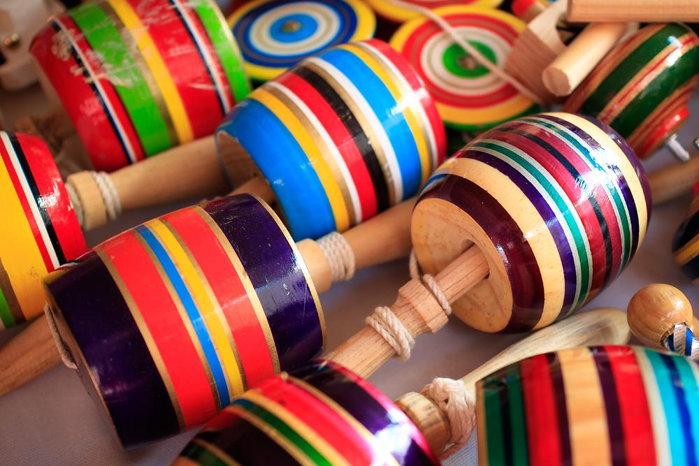 Juguetes Tipicos Mexicanos