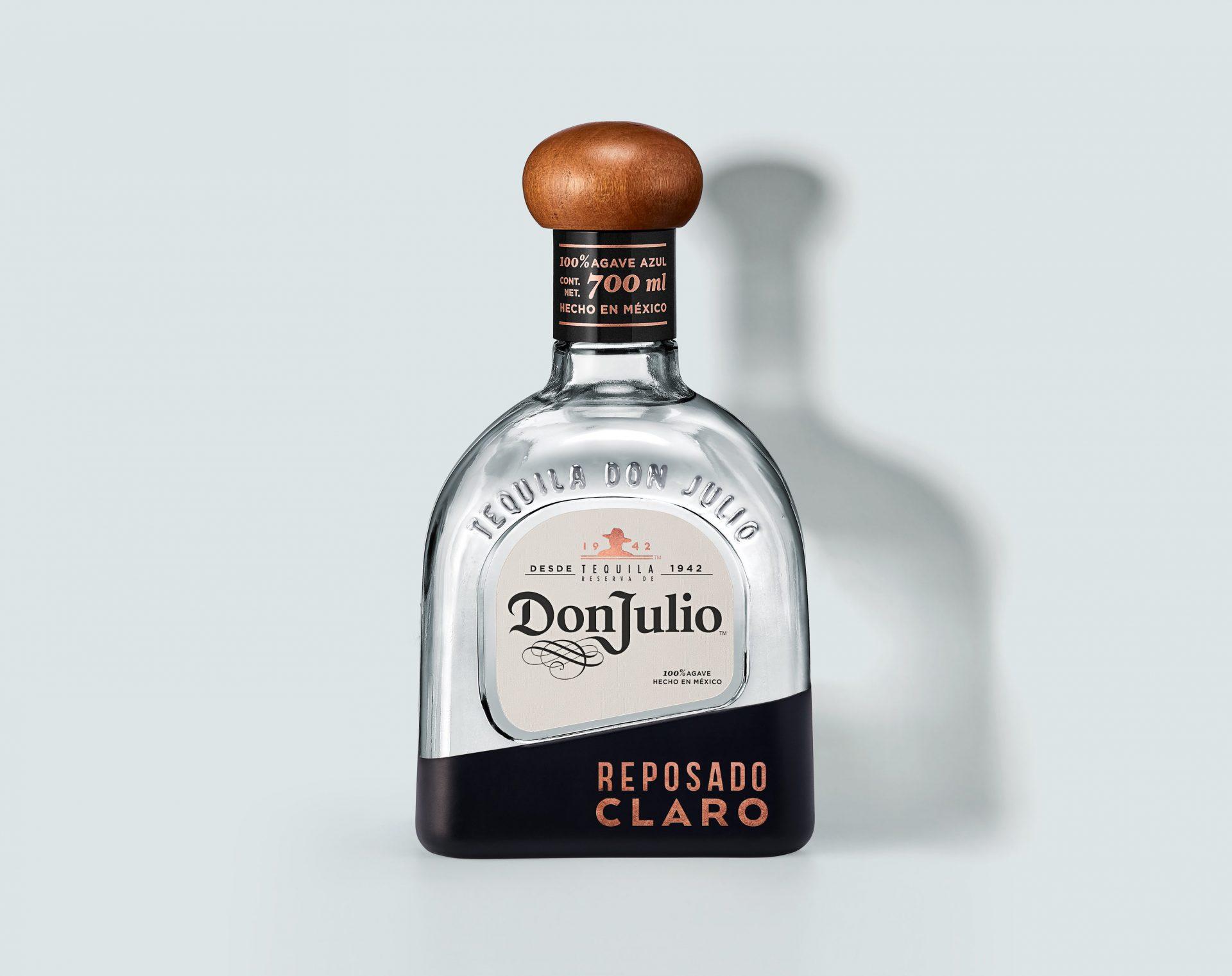 Tequila Don Julio Reposado Claro Sale A La Luz
