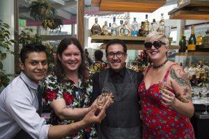 Vive el arte de la mixología en King Cole Bar
