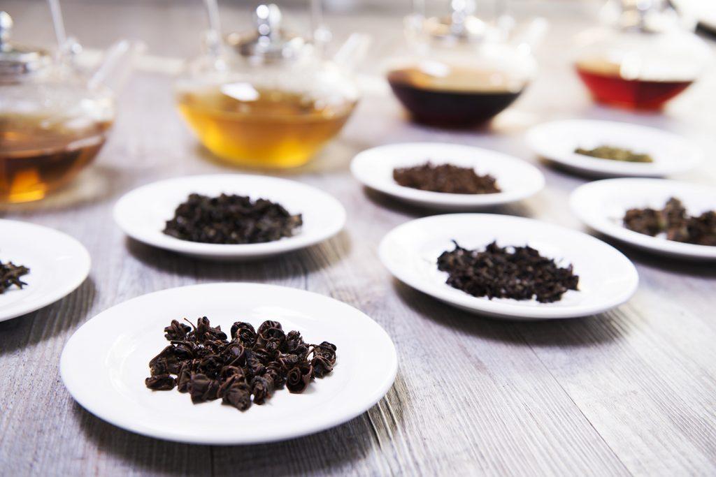 Usos del té tras la infusión