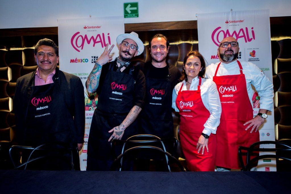 Presentan Comali, un ambicioso festival gastronómico