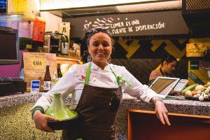 Najat Kaanache: con la fe puesta en el sabor