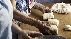 Pan con especias Baharat