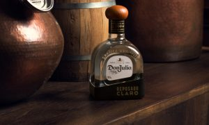 Tequila Don Julio Reposado Claro sale a la luz