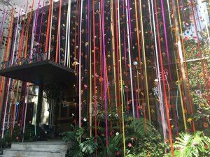 Festival de Flores y Jardines en la Ciudad de México