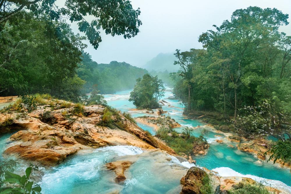 Las cascadas más hermosas de Chiapas