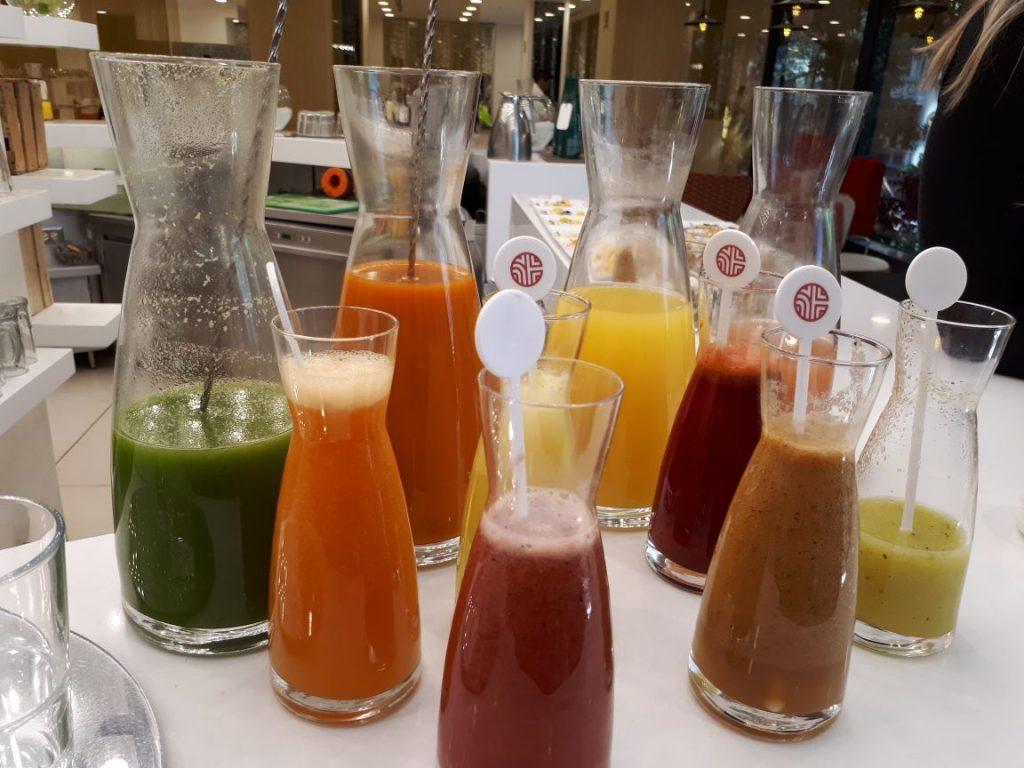 Pequeños gustos naturales y saludables en NH Hotels
