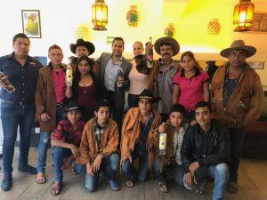 La Ciudad de México se inunda de mezcal oaxaqueño