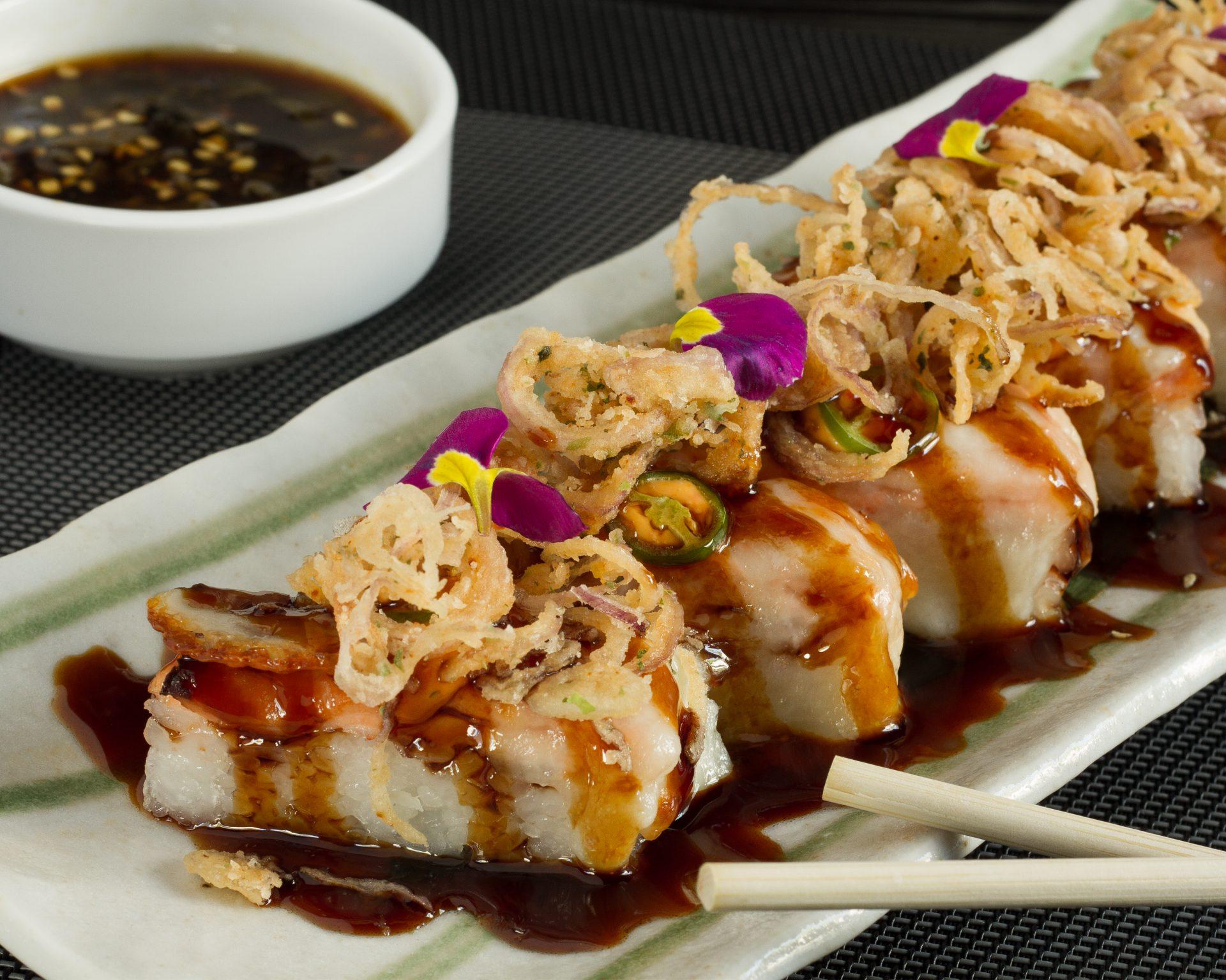 Pubbelly Sushi, encanto japonés en la Ciudad de México
