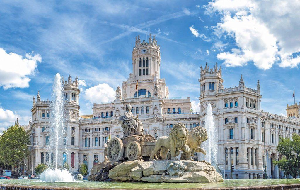 España: coquetería sensorial