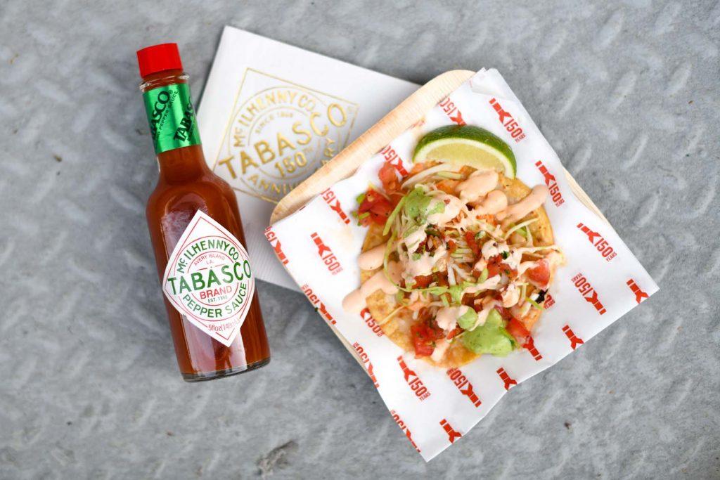 150 años de poner salsa Tabasco