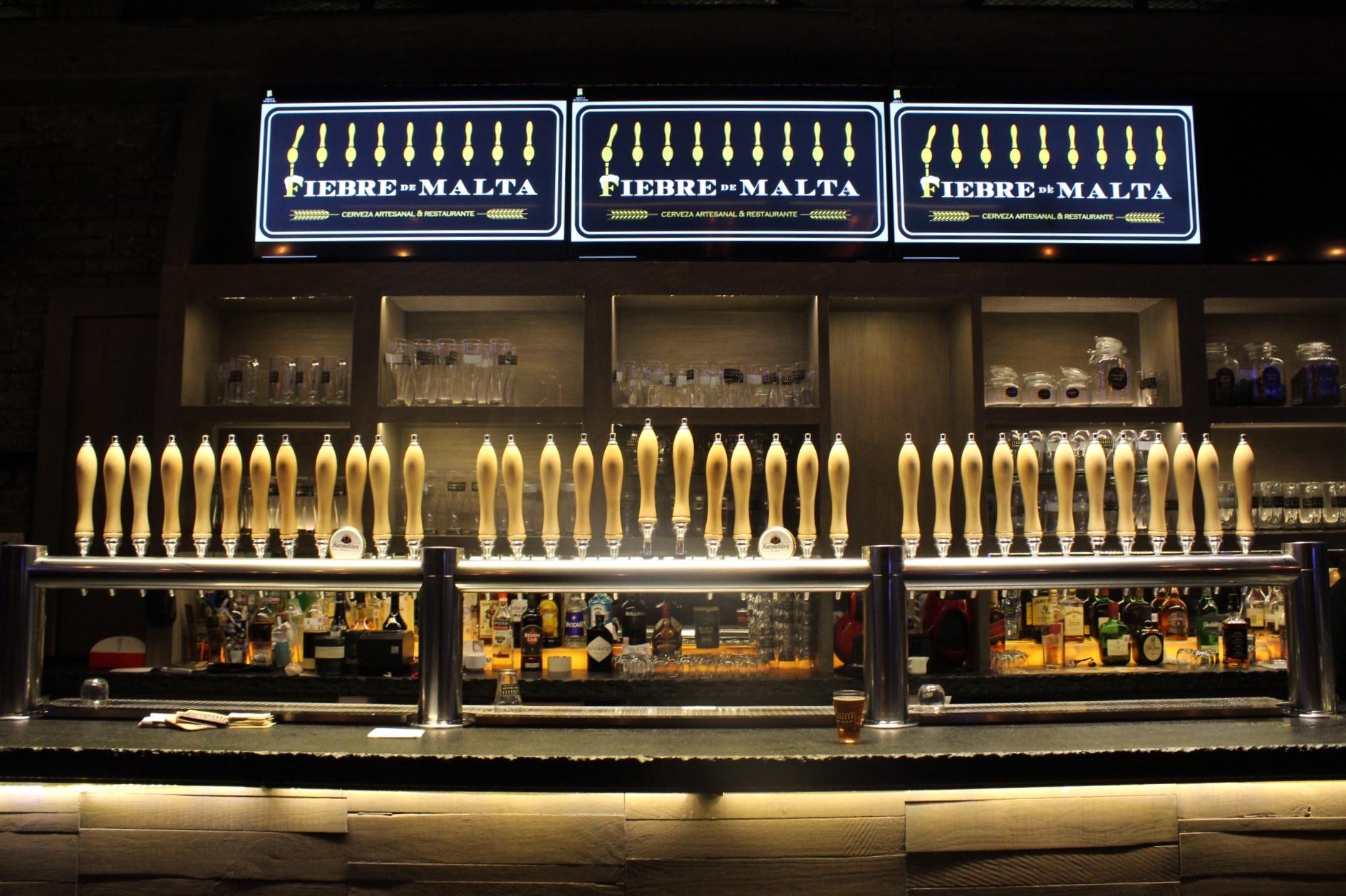 Tres de Bronce para cervezas artesanales en Fiebre de Malta